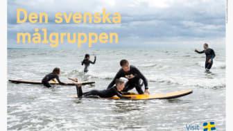 Den svenska målgruppen - ny och unik rapport från Visit Sweden om Sverigeturister år 2021 och framåt