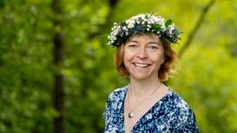 Polarbröds koncern-vd Karin Bodin är en av årets sommarpratare