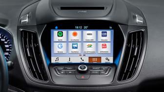 Ford SYNC 3 lanseres i Europa