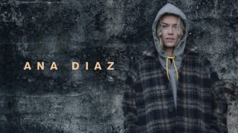 Grammisbelönade Ana Diaz åker ut på höstturné