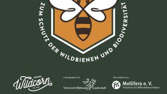 "Wildcorn takes over ""sponsorship for flower strips"" in cooperation with Mellifera e.V."