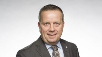 Fredrik Ahlstedt (M), kommunalråd Uppsala kommun