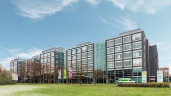 Bürocenter am Taunus (BAT) in Eschborn bei Frankfurt (Quelle/Urheber: Aroundtown SA)