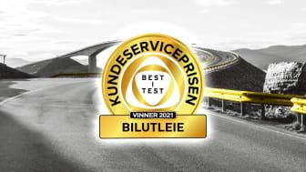 Hertz vinner Kundeserviceprisen
