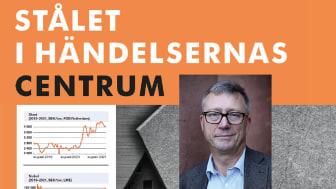 Ny utblick över stålmarknaden från BE Groups Max Fjaestad