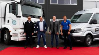 MAN & Malte Månson utökar samarbetet i Stockholm