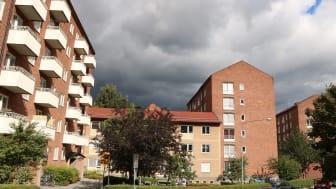 Råsunda, Erik Sandbergsgata