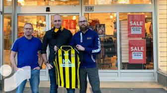 Långt samarbete mellan Friska Viljor FC och Intersport förlängs