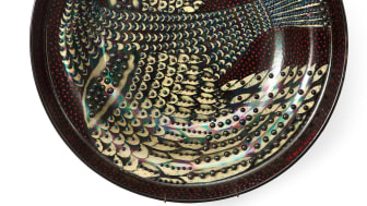 BIRGER KAIPIAINEN, fat, Arabia, Finland. Såldes  på Modern & Nordic Design för 410.400 kr – ett rekord för konstnärens keramik.