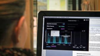 Dåliga energivanor på arbetsplatsen ska brytas