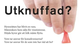 Samtliga partier i Uppsalas kommunfullmäktige är med och debatterar frågan på UKK den 22 oktober klockan 18.00-20.00