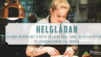 Bockholmengruppen lanserar Helglådan – god mat och dryck hem till dörren för dina äldre, nära och kära eller dig själv
