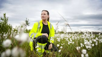Emma Grönberg, miljöchef Kaunis Iron