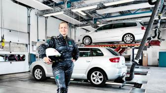 Kontrollbesiktning, registreringsbesiktning och en rad andra tester för ditt fordon
