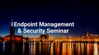 [Seminarium] Endpoint Management & Security