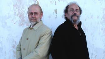 Anders Inge och Jean-Pierre Yvert.