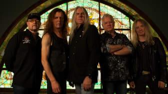 De brittiska heavy metal-legendarerna Saxon kommer till Sweden Rock Festival 2019.