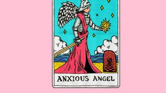 "Maja Francis släpper ""Anxious Angel"" Dim Spirit Remix."