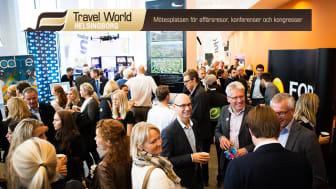 Travelworld, mötesplatsen för affärsresor, konferenser och kongresser
