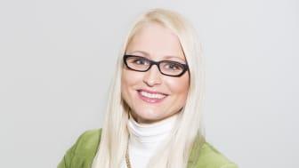 Anna Bergstedt, ny PR and Brand Director på Apoteksgruppen. Foto: Anna Thorbjörnsson