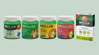 Möller on tuonut markkinoille entistä vastuullisempia uutuuksia