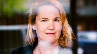 Petra Brask föreläser om ungdomar och stress på Folkuniversitetet