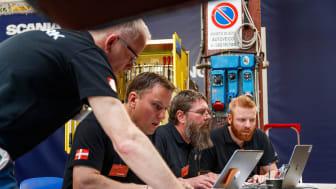 Scania investerer i videreuddannelse af medarbejdere