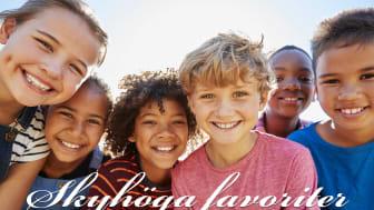 Skyhöga favoriter - ett initiativ för att fler unga ska få möjlighet att idrotta.