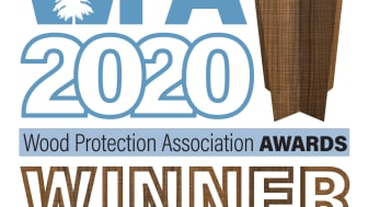 "Woodsafe tog hem priset ""Årets Projekt"" vid Wood Protection Association (WPA) Award Event 2020."