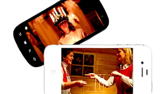 Swedish Christmas app - fira svensk jul i din smartphone