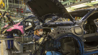 Fords fabrikk i Valencia