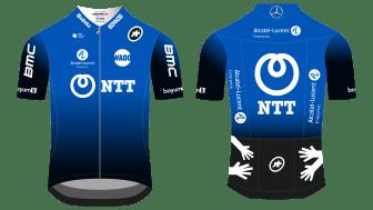 NTT Pro Cycling jersey