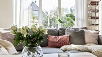 Fortsatt stark bostadsmarknad under april månad.