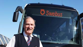 Storsatsning på buss i sommar - Swebus lanserar över 1200 nya avgångar