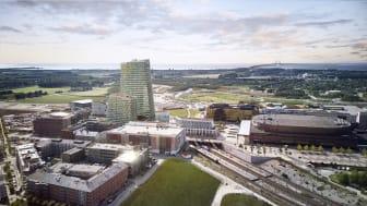 Holy Greens öppnar i april 2020, på markplan i The Point, i Hyllie