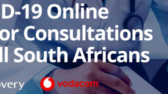 Discovery and Vodacom have partnered to deliver a simple but powerful online healthcare platform for the benefit of all South Africans during the COVID-19 pandemic.