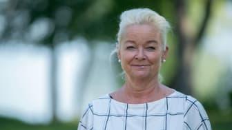 Agnetha har arbetat på Ragn-Sells i 40 år och har många minnen från förr.