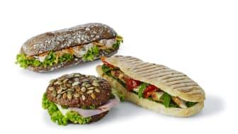 Sandwich udvalg