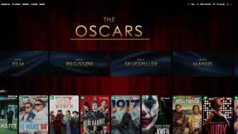 The Oscars-fest på Telia Play