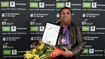 Raja Thorén norra Sveriges främsta entreprenör
