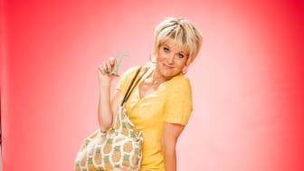 Maria Lundqvist som Shirley Valentine