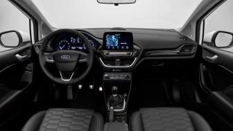 Ford Fiesta Vignale 2017
