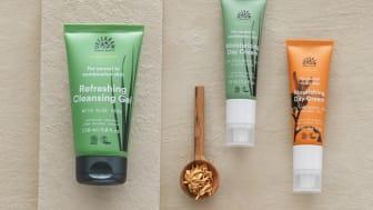 Ny ansiktsvård från Urtekram Nordic Beauty, med ingredienser av 100 procent naturligt ursprung.