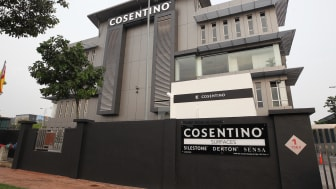 """The Cosentino Group last Friday 12th of April increased its expansion into Asia with the opening of a new """"Center"""" in Kuala Lumpur."""