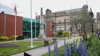 The Fusilier Museum in Bury town centre