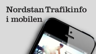 """Nordstan lanserar ny mobil hemsida """"Nordstan Trafikinfo"""""""