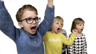 Rösträtt - sång på förskolan är ett nytt koncept med fokus på sång för och av de yngsta som tas fram av UNGA Musik i Syd Utvecklingscentrum 2019.