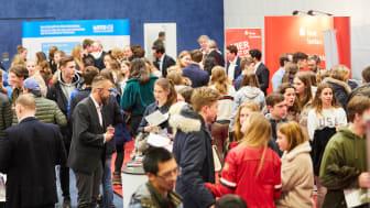 Volles Haus beim Weltmarktführer-Forum in Louisenlund