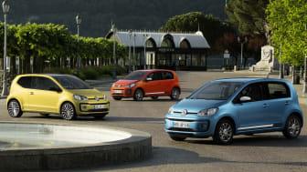 Volkswagen up! er årtiets mest solgte bil