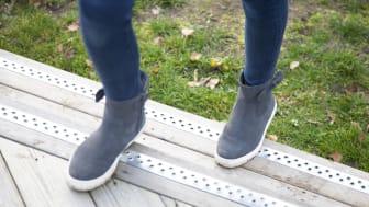 Weland halkskyddslist för säker passage